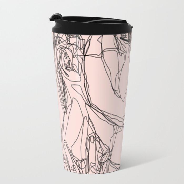 kiss more often Travel Mug