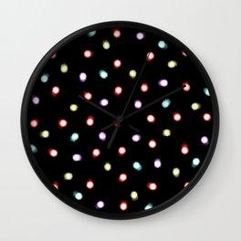 Little Lights Wall Clock