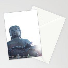 The Big Buddha Stationery Cards