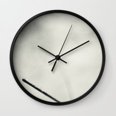 Singled Out Wall Clock