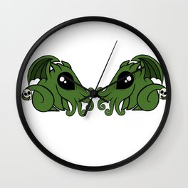 Albert & Adelaide Wall Clock