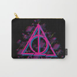 Digital Hallows Carry-All Pouch