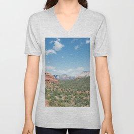 Heart of the Desert Unisex V-Neck