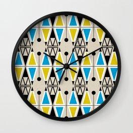 Geometrika: Jupiter CY Wall Clock