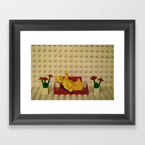 Nude Art Framed Art Print