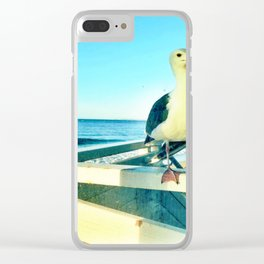 Sammy Clear iPhone Case