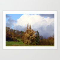 german Art Prints featuring German Landscape  by LoRo  Art & Pictures