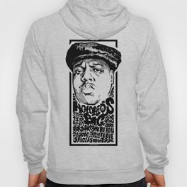 Notorious BIG / Rapper's Delight Hoody