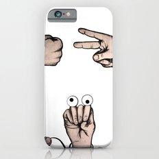 Rock, Scissors, Hanz Slim Case iPhone 6s