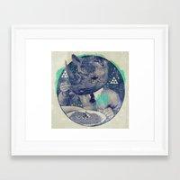 twilight Framed Art Prints featuring TWILIGHT by Steven Kline