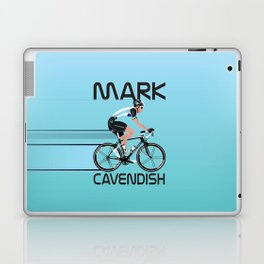 Mark Cavendish Laptop & iPad Skin