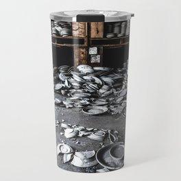 Dirty Dishes Travel Mug