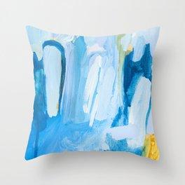 Color Study No. 10 Throw Pillow