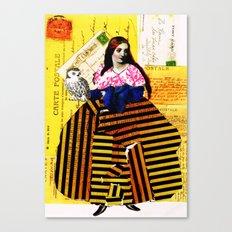 Beatrix Canvas Print