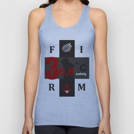 FIRM Celciy 36,6 Unisex Tank Top