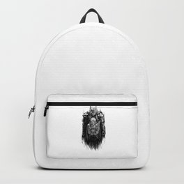 Black Swordsman Backpack