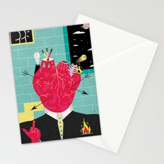 Lovers gonna love, Haters gonna hate Stationery Cards