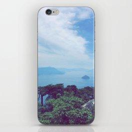 Japan: Lakes I iPhone Skin