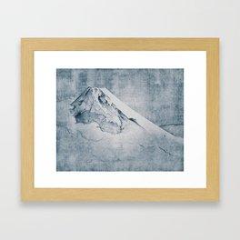 Higher Highs Framed Art Print