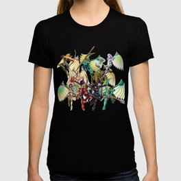 Legend of Dragoon Dragoons T-shirt