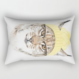 It's pretty cold outside II Rectangular Pillow
