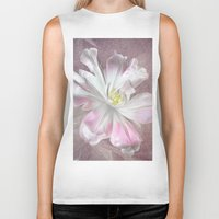 tulip Biker Tanks featuring Tulip by Paul & Fe Photography