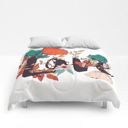 Type Love 005 Comforters