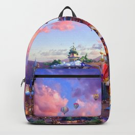 Europe Castle Fairy Tail Backpack