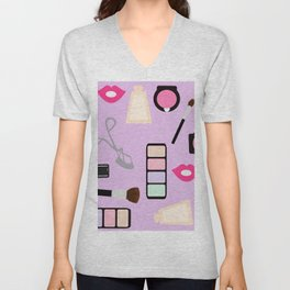 What's Your Pallet? Unisex V-Neck