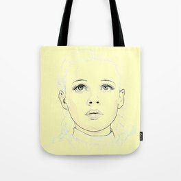 Dorothy - The Yellow Pathway Tote Bag