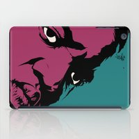 notorious iPad Cases featuring Notorious by Vee Ladwa