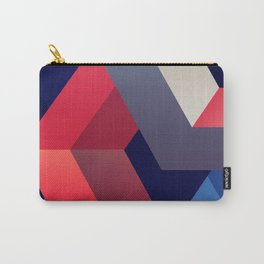 geometric abstract II Carry-All Pouch