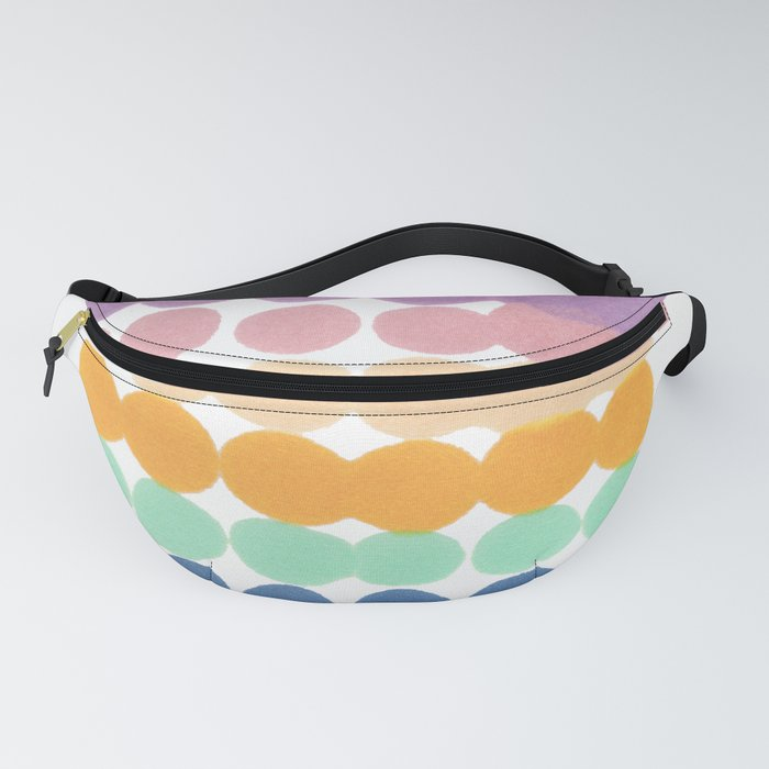 Imperfect / dot pattern Fanny Pack