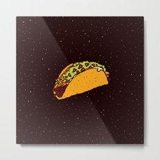 taco lovejoy Metal Print