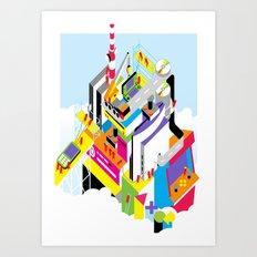 AXOR - Customize I Art Print