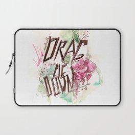 drag me down Laptop Sleeve