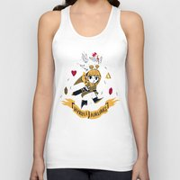 hyrule Tank Tops featuring hyrule airlines by Louis Roskosch