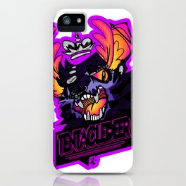 TD BADGE iPhone Case