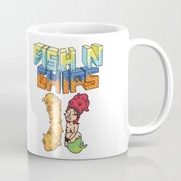 Fish n chips Coffee Mug
