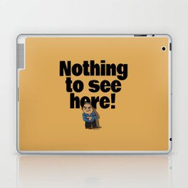 No! no.3 Laptop & iPad Skin