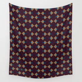 Royal Blue 3 Wall Tapestry