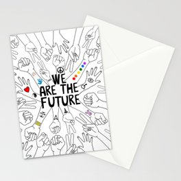 We Are The Future Tattoos Part 1 Stationery Cards