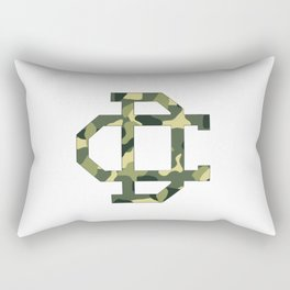 cameron dallas army Rectangular Pillow