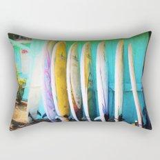 surfboards Rectangular Pillow