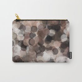 Coffee Bubbles #Society6 #Art #1 Carry-All Pouch