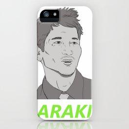 Gregg Araki iPhone Case