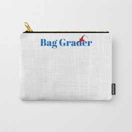 Bag Grader Ninja in Action Carry-All Pouch