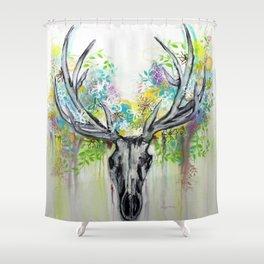 Crazy Love Shower Curtain