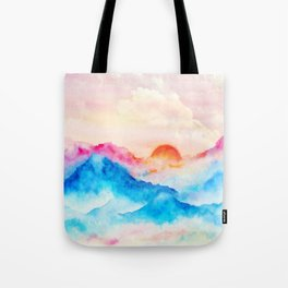 Sunset w.01 Tote Bag