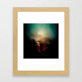 krzesło Framed Art Print